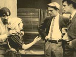 Mary Pickford clip from A Lodging for the Night (1912)