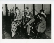 Mary Pickford and Marshall Neilan on the set of Amarilly of Clothes-Line Alley - 1918