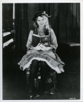 Mary Pickford on the set of Rebecca of Sunnybrook Farm - 1917