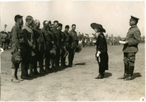 Mary and Col. Phaneuf - 1918
