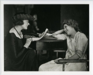 Frances Marion and Mary Pickford - 1920 (ca.)