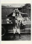 Mary Pickford, Douglas Fairbanks and Charlie Chaplin - 1917