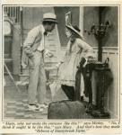 Mary Pickford and Marshall Neilan make Rebecca of Sunnybrook Farm - 1917