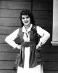 Mary Pickford on the set of Captain Kidd, Jr. - 1919