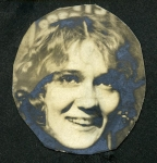 Edna Wright Scrapbook 1910 to 1914 - p. 10 (detail) - Edna Wright Scrapbook 1910 to 1914 - p. 10 (detail)