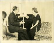 Mary Pickford and Douglas Fairbanks - 1923