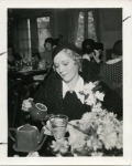 Mary Pickford as guest of honor at Assistance League Lunch - 1932
