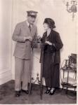 Mary Pickford and Douglas Fairbanks - 1922