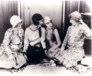 Mary Pickford and friends - 1927