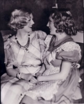 Mary Pickford and Marion Davies - 1933