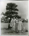 Mary Pickford and Douglas Fairbanks at Pickfair - 1922