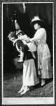Mary, Gwynne and Charlotte Pickford -- Photo by K.O. Rahmn - 1919