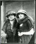 Mary and Charlotte Pickford - 1920 (ca.)