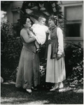 Charlotte, Gwynne and Mary Pickford - 1919