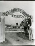 Pickford-Fairbanks Studio, West Hollywood - 1922