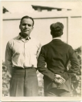 Douglas Fairbanks and Charlie Chaplin - 1921