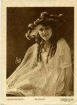 Supplement to Hartford Courant newspaper, Mary Pickford portrait by Moody, N.Y. - 1916
