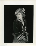 Mary Pickford in costume for Forever Yours -- This early version of Secrets was unreleased; Miss Pickford destroyed the print herself - 1931