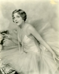 Mary in costume for Coquette - 1929