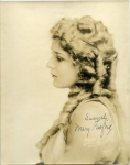 Mary Pickford portrait by Hartsook - 1918