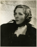 Mary Pickford portrait by George Hurrell - 1933