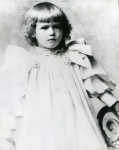 Mary Pickford at two - 1894