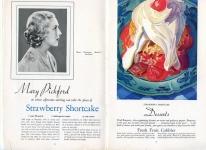 Mary's recipe - 1932