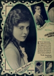 Lottie Pickford in <em>Motion Picture World</em> magazine April 17th, 1915 - 1915