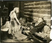 Mary Pickford and Theodore Roberts in M'Liss - 1918