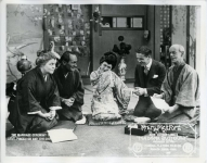 Mary Pickford, Marshall Neilan and cast in Madame Butterfly - 1915