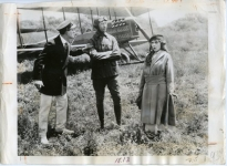Mary Pickford, Douglas Gerrard, Glenn Martin in A Girl of Yesterday - 1915