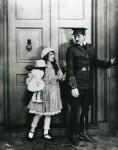 Mary Pickford and Norman Kerry in A Little Princess - 1917