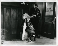 Mary Pickford and William Desmond Taylor in How Could You, Jean?  - 1918