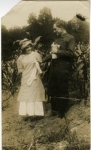 Mary and Irvin Willat in the IMP short The Toss of a Coin - 1911