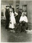 Mary in the IMP short The Call of the Song - 1911