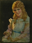 - Mary Pickford Fan Scrapbook 1917-1919 p.01