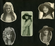 - Mary Pickford Fan Scrapbook 1917-1919 p.10
