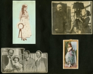 - Mary Pickford Fan Scrapbook 1917-1919 p.16