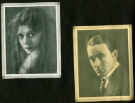 - Mary Pickford Fan Scrapbook 1917-1919 p.17