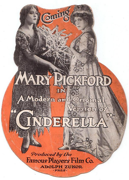 Clip from Cinderella (1915) - Music by Maria Newman