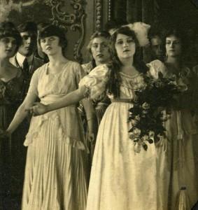 Behind the Scenes 1914
