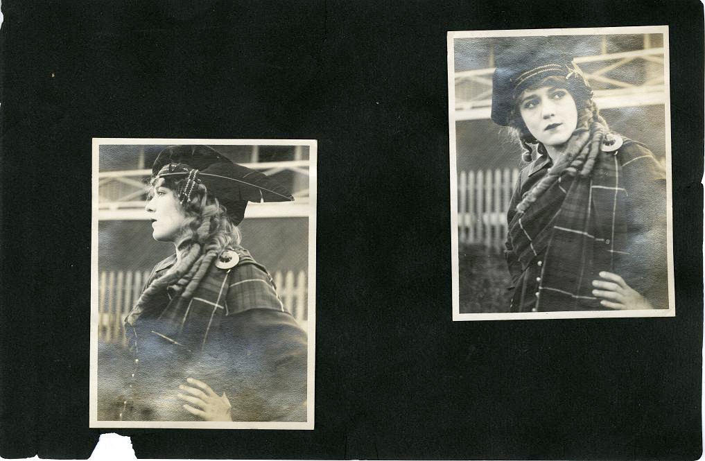 Marblehead Mary Pickford Scrapbook Image 2