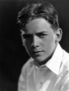 Young Douglas Fairbanks Jr.