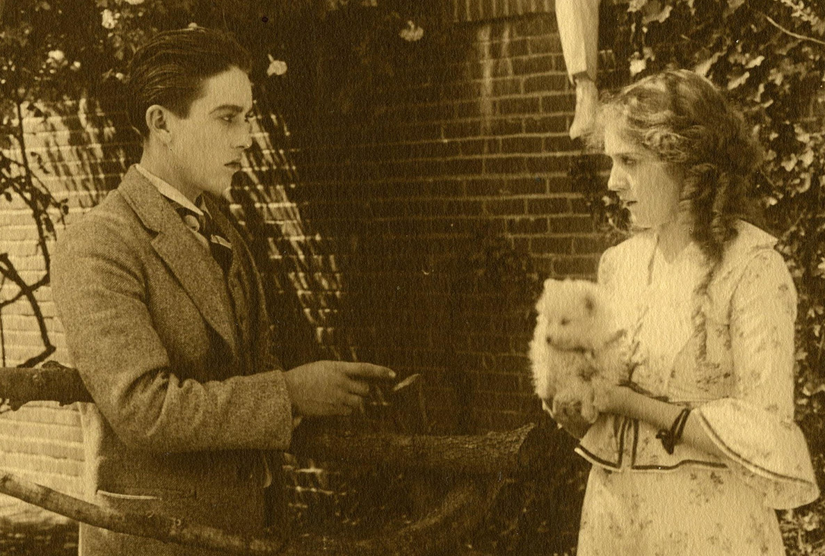 Mary Pickford and Jack Pickford