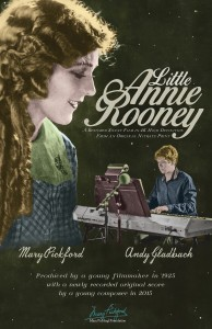 Little Annie Rooney 4k Restoration Screening Poster