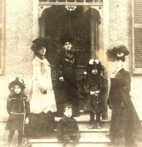 The Pickford Family in Toronto