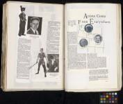 Academy Scrapbook #16 - p. 105 -