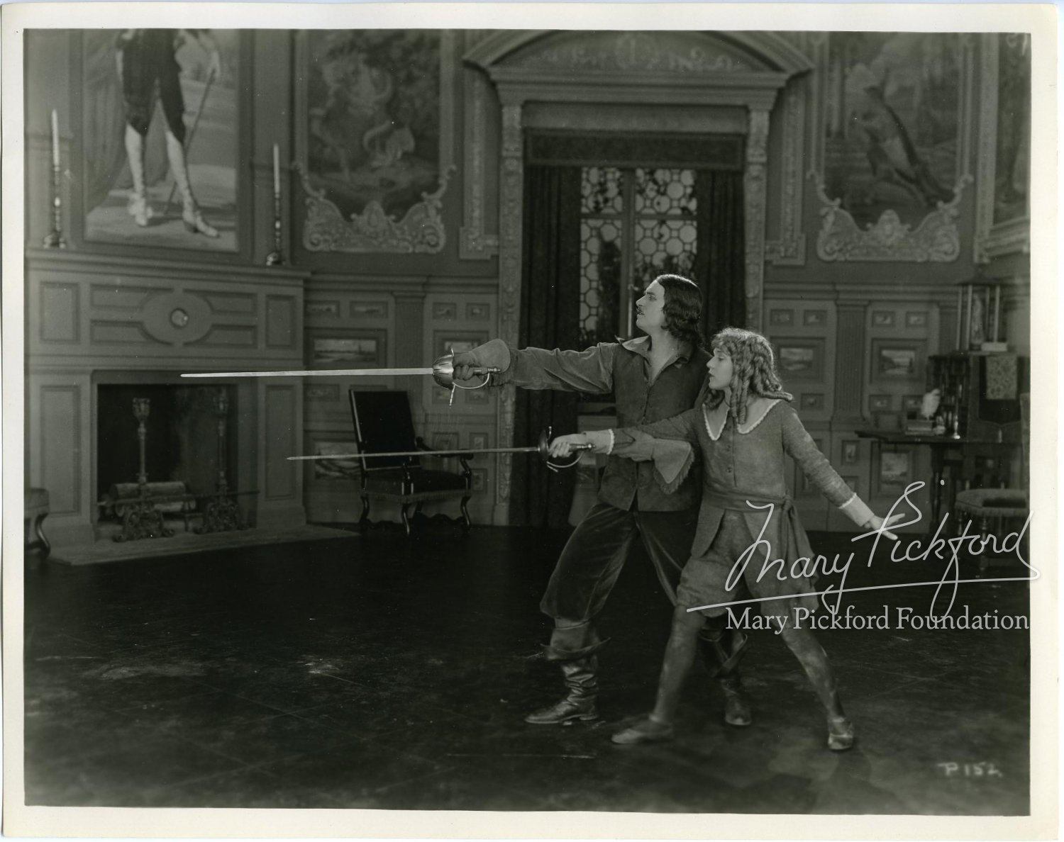 Behind the Scenes - Mary Pickford Foundation