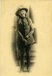 Col. Mary Pickford of the 143rd Field Artillery - 1918