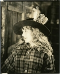Mary Pickford in costume for M'Liss - 1918